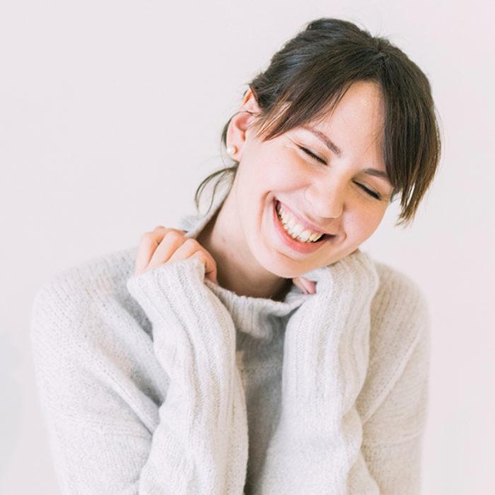 Winter Laugh